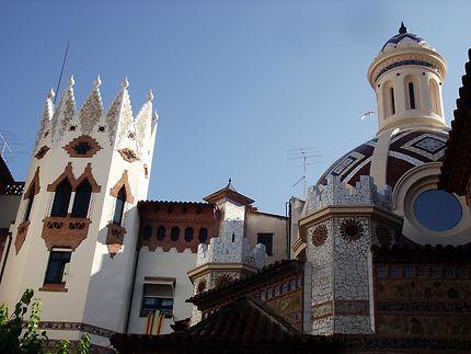 Eglise à Lloret de mar
