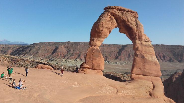 Délicate Arch, Utah, USA