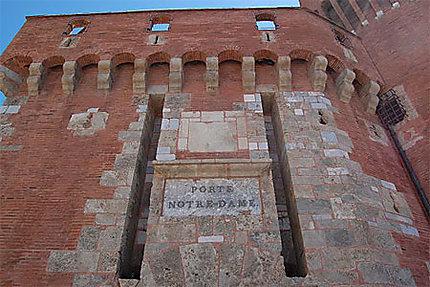 Porte Notre Dame du Castillet