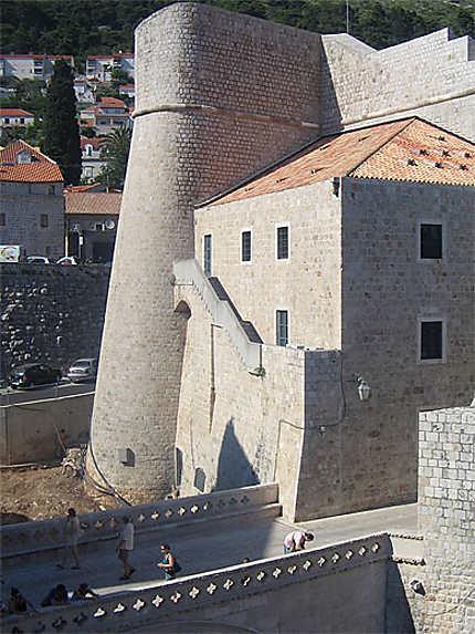 Dubrovnik - Les remparts