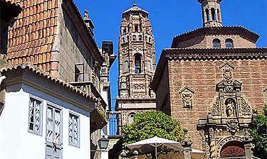 Poble Espanyol (Village espagnol reconstitué)