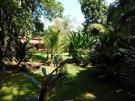 Lodge au calme au Costa Rica