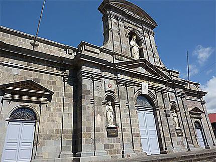La Cathédrale de Basse-Terre