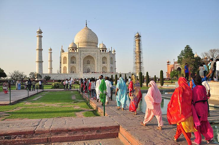 Inde : le Taj Mahal et les trésors de l'Uttar Pradesh