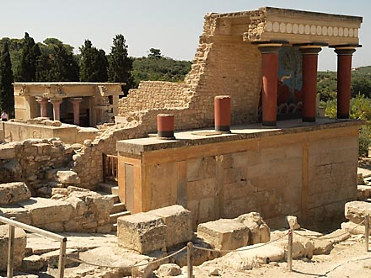 La Crète, l'île aux trésors