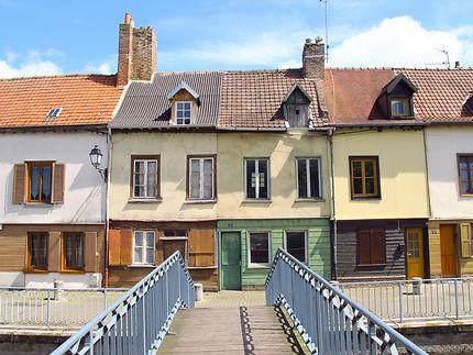 Saint Leu et ses canaux