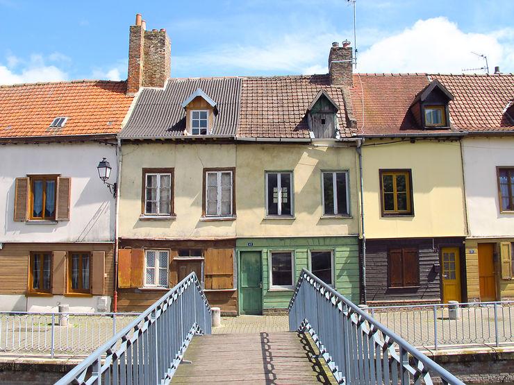 Saint-Leu et ses canaux, Picardie