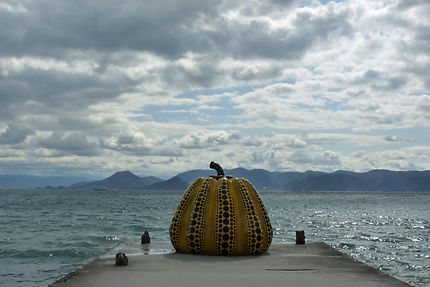 Naoshima île d'artistes