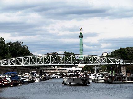Port de Plaisance de l'Arsenal