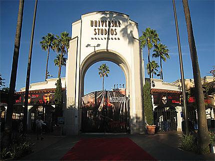Porte d'entrée d'Universal Studio