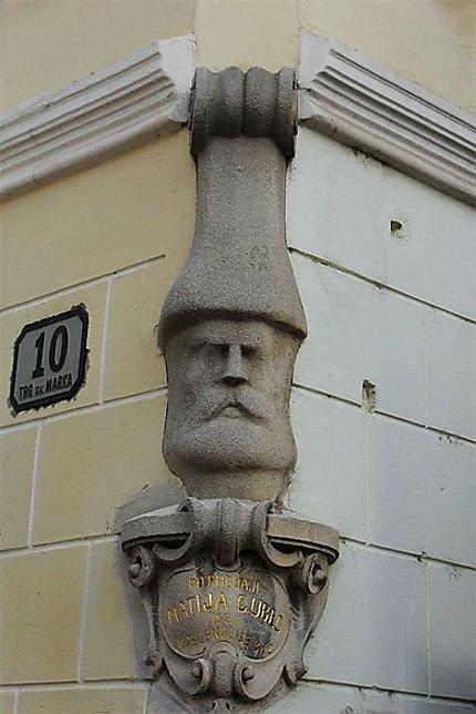 Buste de Matija Gubec