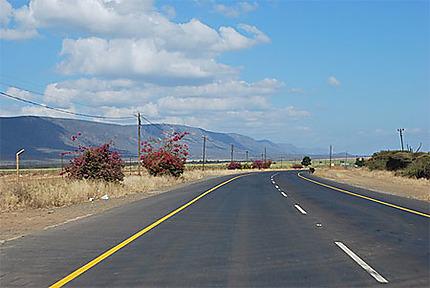 Traversée de l'est du Swaziland