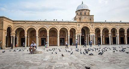 La Grande Mosquée à Kairouan
