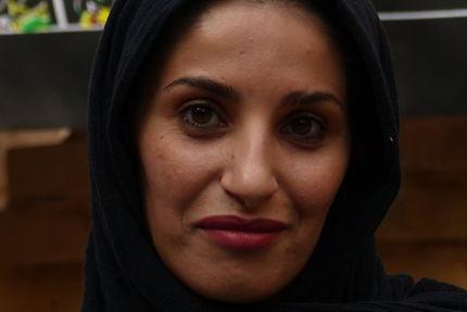 Beauté iraniène à Kashan, Iran