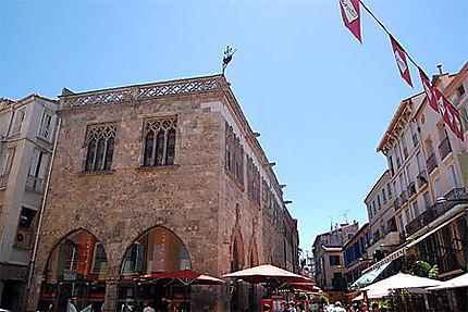 Ancien bâtiment religieux