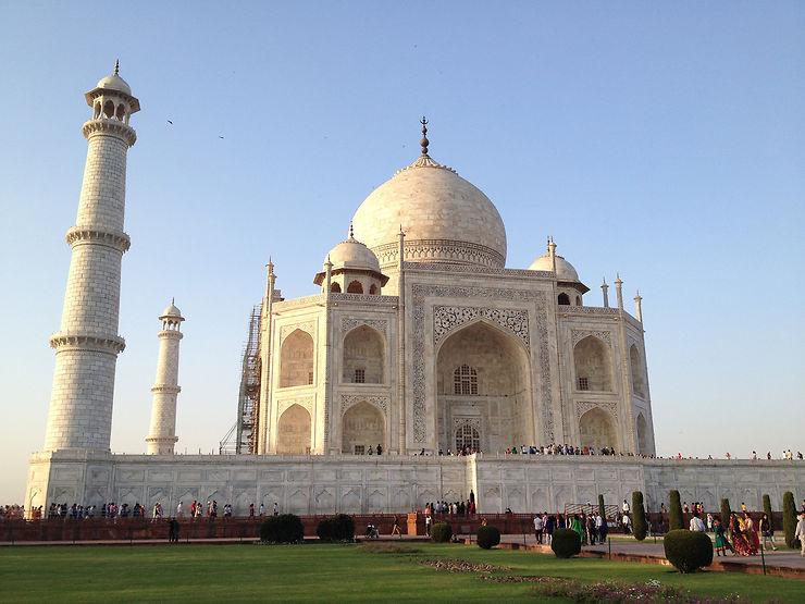 Taj Mahal : un mausolée qui ne laisse pas de marbre