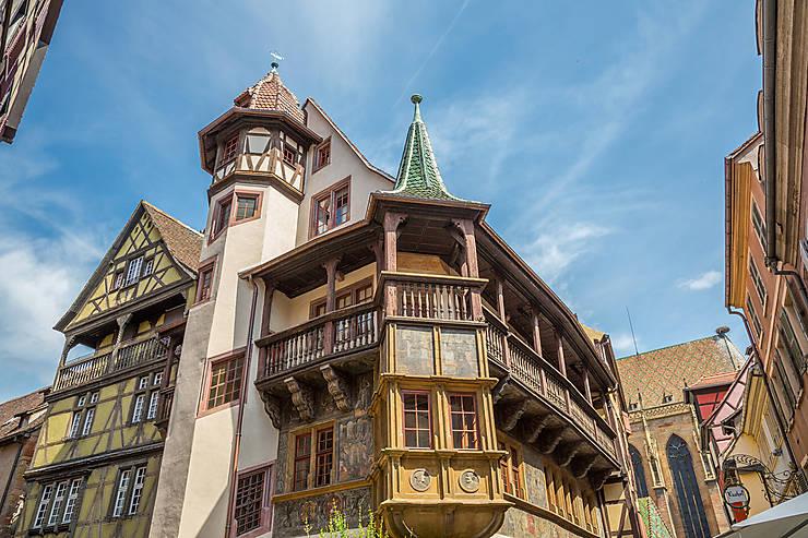 Balade architecturale dans Colmar