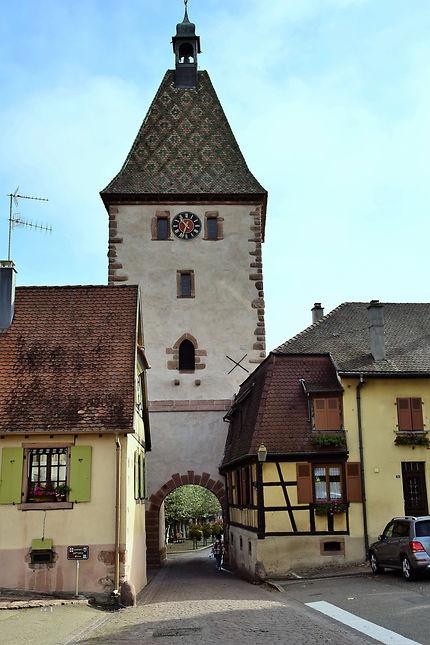 Porte d'entrée de Bergheim