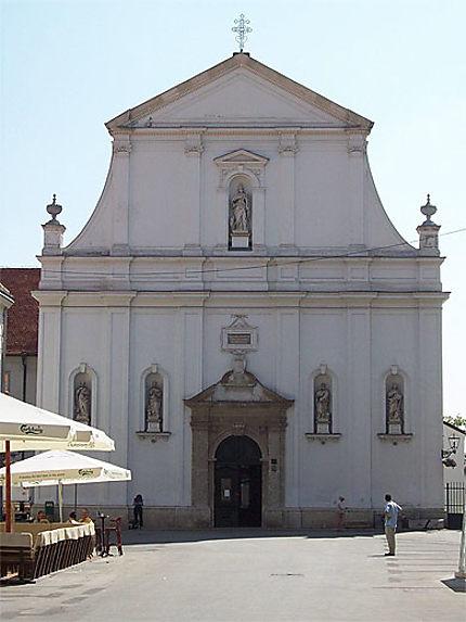 Eglise jésuite Sainte-Catherine