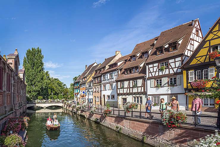 Colmar, ville d'eau et de vin