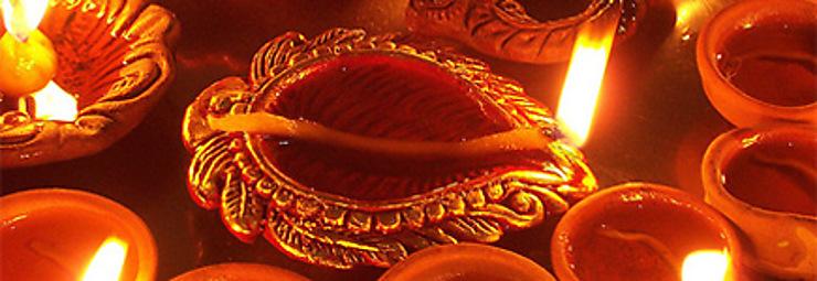 Diwali, fête de la lumière dans le monde