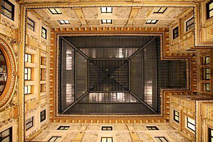 Passage au Panthéon