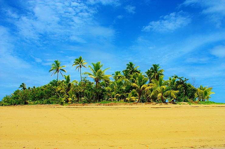 Île Robinson Crusoé, Fidji