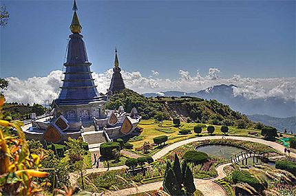 Parc National de Doï Inthanon (2600m)