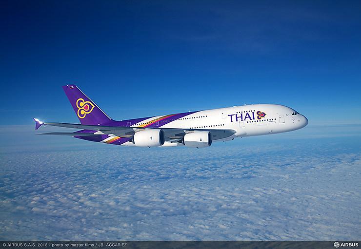 Promo - L'Asie à partir de 495 € A/R avec Thai Airways