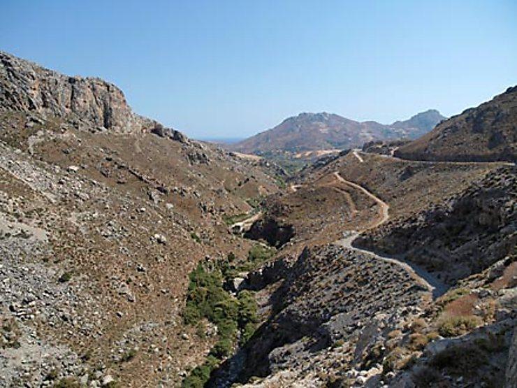 De Frati à Plakias, la nature retrouvée