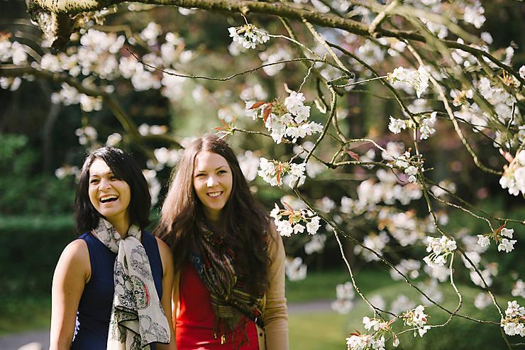 Cherry Blossom Festival à Vancouver (Colombie-Britannique)