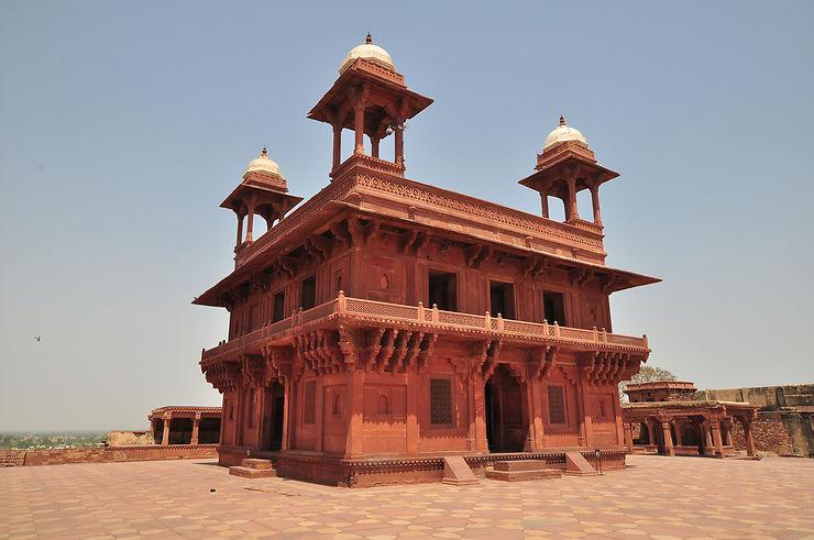 Fatehpur Sikri, la « ville de la victoire »