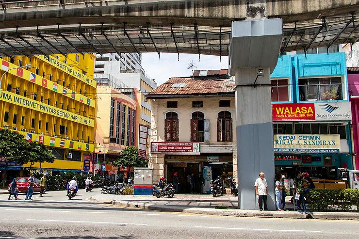 Kuala Lumpur, mosaïque de quartiers et de cultures