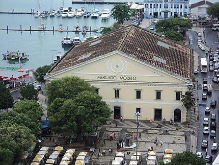 Le Mercado Modelo à Salvador da Bahia