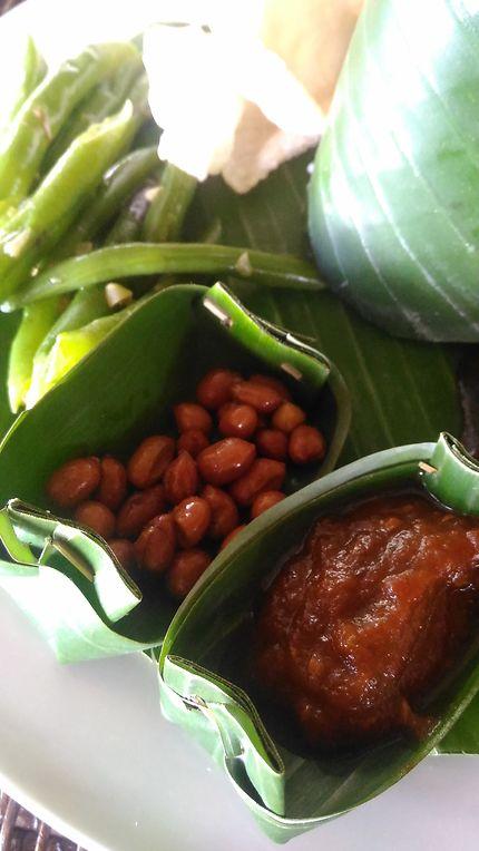 Condiments à Bali