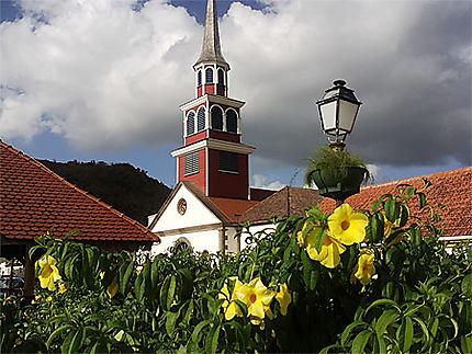 Chapelle des Anses d'Arlet reconstruite
