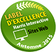 Label d'excellence Harris Interactive Automne 2015