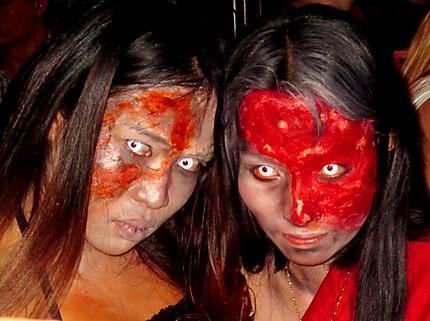 Fêtes Halloween 2015