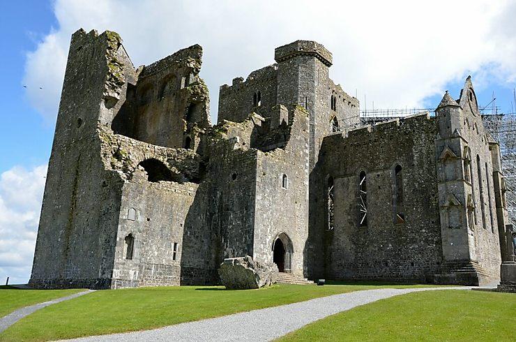 Rock of Cashel, Irlande