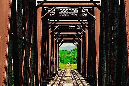 Train vallée de los ingenios