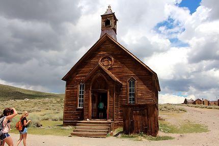 Bodie's church