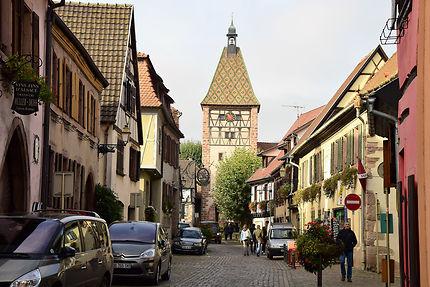 Promenade à Bergheim