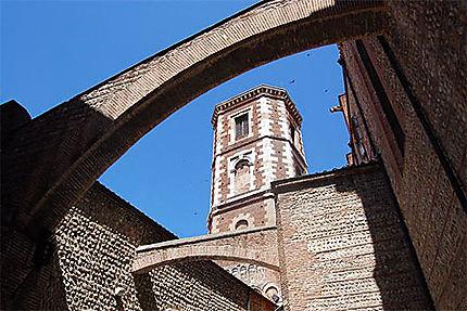 Clocher Cathédrale Saint-Jean