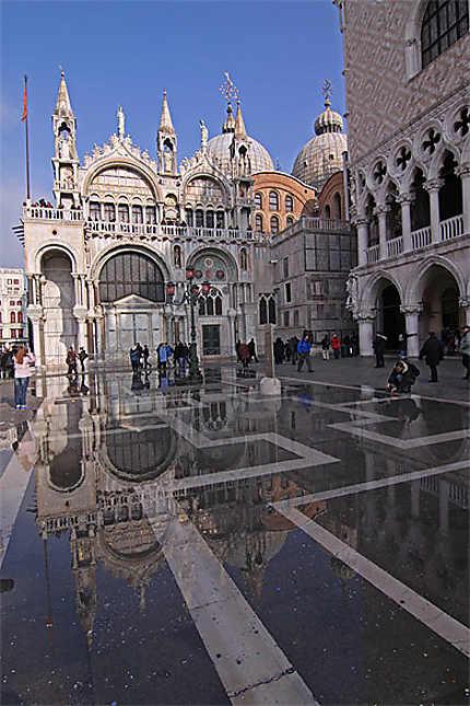Le miroir de Venise