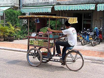 A Vientiane dans la rue