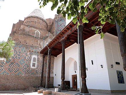 Mosquée Hazrat-i Imam