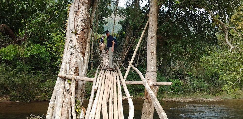 Un mois au Laos