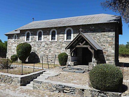 Eglise sur Robben Island