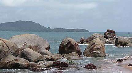 Presqu'île de Kaloum Conakry
