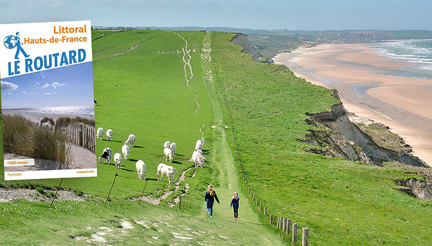 Le littoral des Hauts-de-France avec le Routard aquaphoto - stock.adobe.com